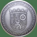 Kammerpreismünze in Silber