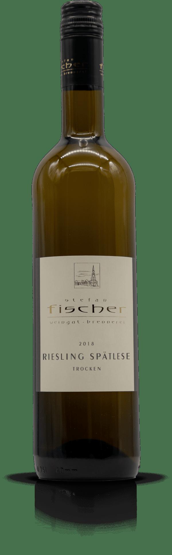 Weingut Stefan Fischer RIESLING SPÄTLESE trocken