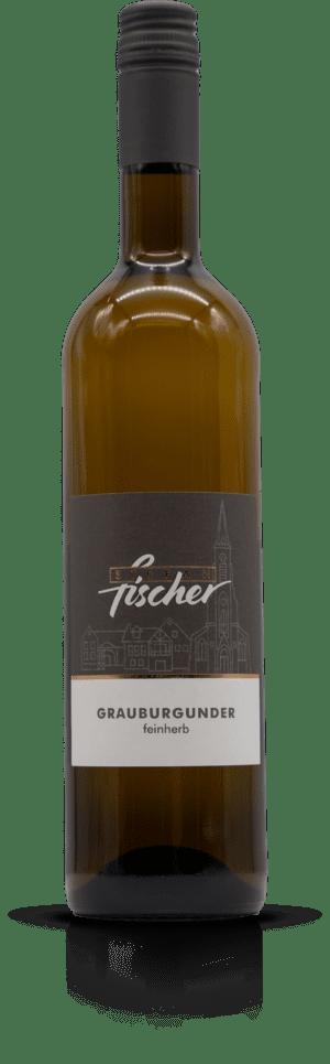 Weingut Stefan Fischer GRAUBURGUNDER feinherb