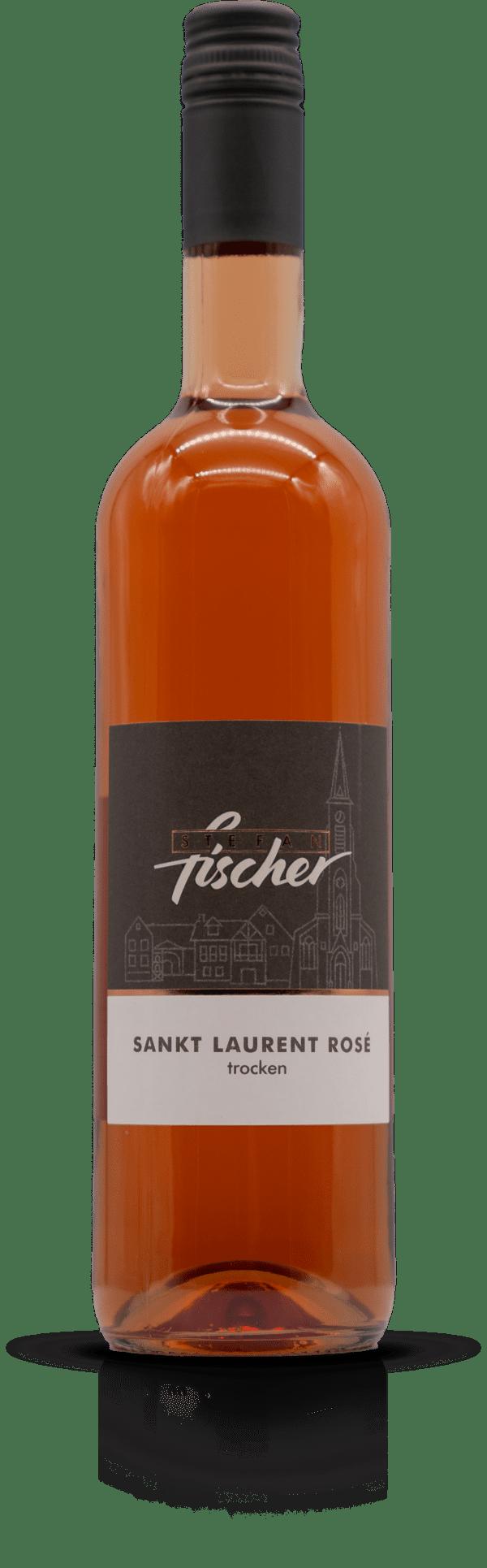 Weingut Stefan Fischer SANKT LAURENT ROSÉ trocken