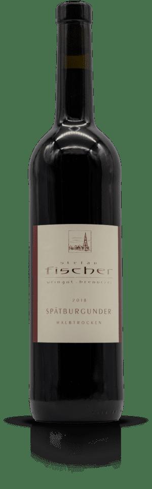Weingut Stefan Fischer SPÄTBURGUNDER halbtrocken