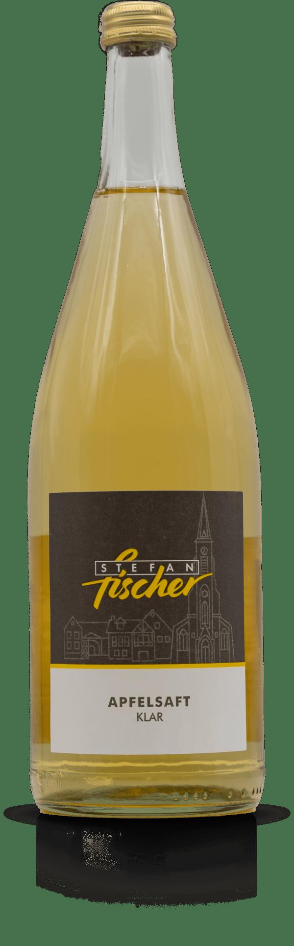 Weingut Stefan Fischer APFELSAFT klar