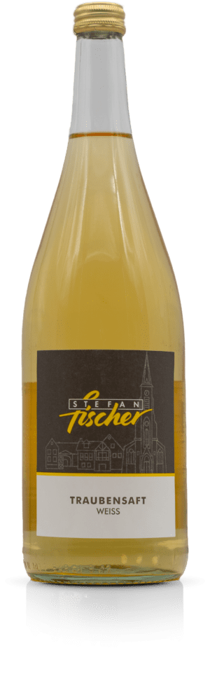 Weingut Stefan Fischer TRAUBENSAFT weiß